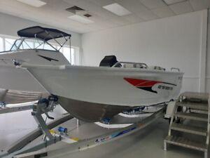 2021 Quintrex 481 Top Ender Pro Mercury 75 EFI Alloy I-Beam trailer Pialba Fraser Coast Preview