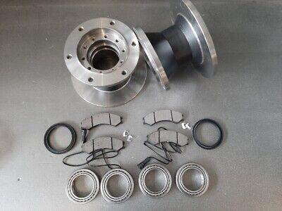 2 x Schraube Zylinderschraube für Bremsscheibe Radnabe Multicar M26