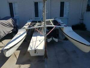 trailerable catamaran | Sail Boats | Gumtree Australia Free