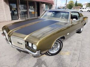 Southern car! Very clean and solid cutlass