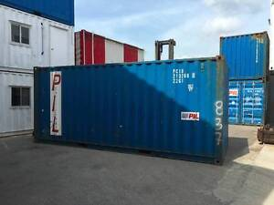 New and Used 20ft, 40ft shipping containers for sale (Nationwide) Brisbane City Brisbane North West Preview