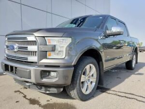 2015 Ford F-150 Platinum 700A 3.5L Ecoboost with Max Trailer Tow