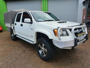 2008 Holden Colorado LX (4x4) 3.0L Turbo Diesel Dual Cab Chassis Lambton Newcastle Area Preview
