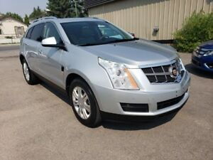 2010 Cadillac SRX Luxury AWD SUV - Leather, panoramic roof