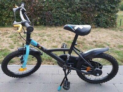 Vélo enfant Btwin 16' pirate très bon état pour enfant de 4 à 6 ans