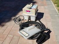 Earlex Steam Cleaning Kit with attachments. Very little used.