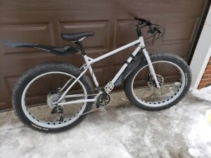 Barely used Surly Pugsley