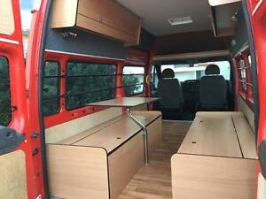 Ford Transit Motorhome Campervan Woodville Charles Sturt Area Preview