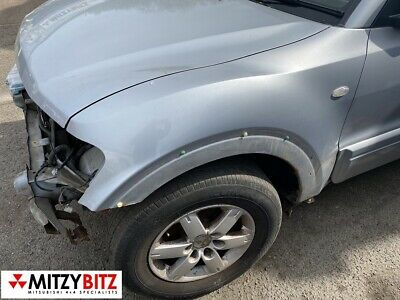 Front Wing//Fender RH With Flare Holes For Mitsubishi Shogun V68 3.2DID 00-06