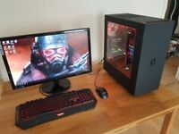 High End i7 VR Gamer Pc with long warranty