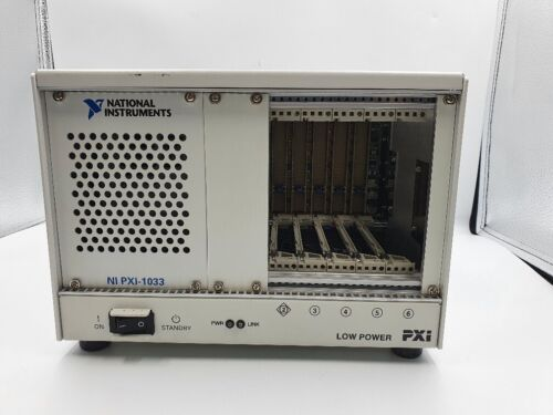 National Instruments NI PXI-1033 Chassis