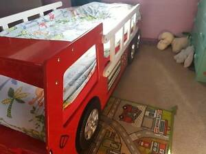 Fire engine kid bed North Ipswich Ipswich City Preview