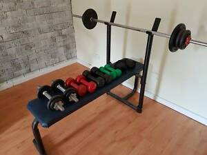 Workout Bench & weights Carlingford The Hills District Preview