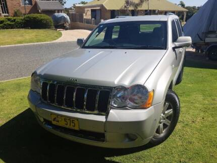 2009 Jeep Grand Cherokee Limited 4.7L V8