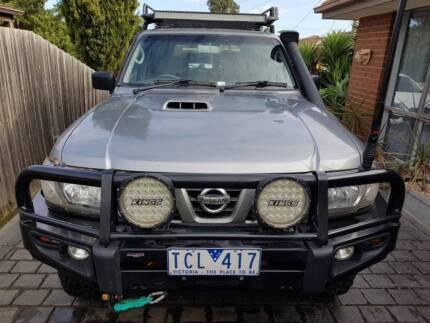 2004 Nissan GU patrol Wagon