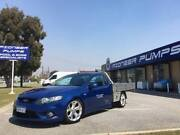 2009 Ford FG XR6 Turbo Ute Willetton Canning Area Preview