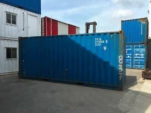 Used 20ft and 40ft shipping containers for sale (Ex Sydney) St Peters Marrickville Area Preview