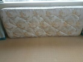 Single bed mattress - good condition. Only £10 for anyone who can collect this weekend.