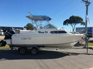 Pride Concorde 2008 Mercury 225 Optimax Offshore Fishing weapon Pialba Fraser Coast Preview