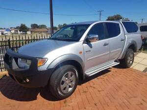 2008 Mitsubishi Triton GLX-R 3.2 Diesel Olympic Edition Gilles Plains Port Adelaide Area Preview