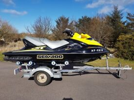 Seadoo RXT – Jetski - Unique Opportunity – 1 Owner, Low hours