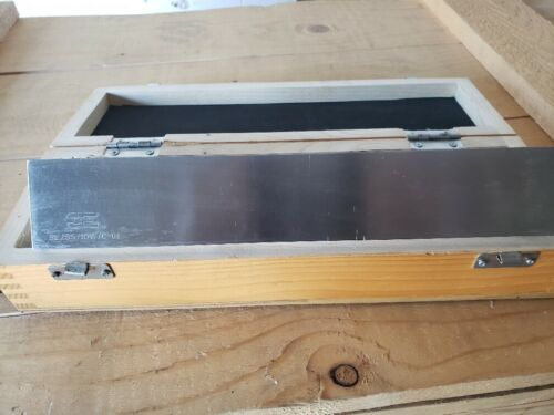 IOW Beam Profile Calibration Block