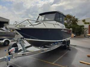 2019 Yellowfin 7000 Southerner HT Mercury V8-200hp Alloy I-Beam Traile Pialba Fraser Coast Preview