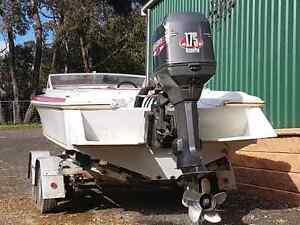 Haines Hunter Ski Boat Kilmore Mitchell Area Preview