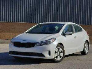 2017 Kia Forte LX  | ONE OWNER | ACCIDENT FREE |