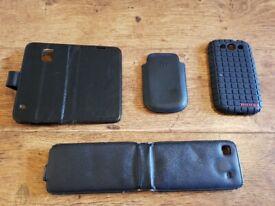 Various Phone cases / wallet / flip case