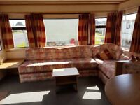 CHEAP STATIC CARAVAN FOR SALE INC FEES READY TO MOVE IN/ENTERTAINMENT/BEACH/PET FRIENDLY/SALE NOW ON