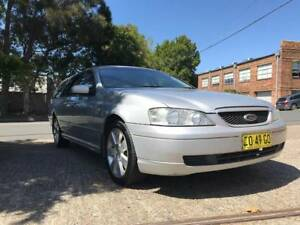 Ford Falcon Wagon 2003 with Rego til 27 May 2019