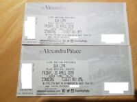 4 x Dua Lipa Tickets - London