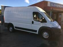Like New Fiat Ducato LOW KMS Automatic High Roof Woodville Charles Sturt Area Preview