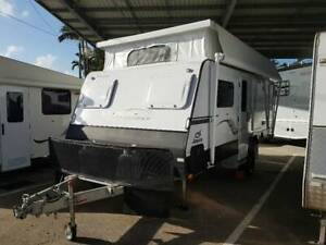 JAYCO STARCRAFT OUTBACK . FULL ENSUITE . PURCHASED 2018