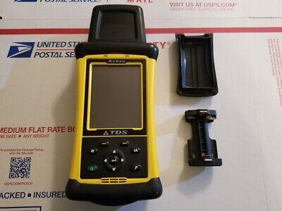Trimble Tds Nomad Data Collector Survey Pro For Trimble Topcon Leica Instruments