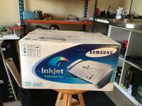 Samsung SF340 Fax Machine