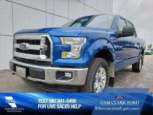 2017 Ford F-150 XLT 300A 3.5L Ecoboost with Heavy Duty Shocks