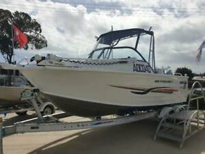 2020 Quintrex 610 Fishabout Honda BF150 ONLY 12 Hours As New Pialba Fraser Coast Preview