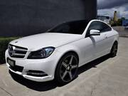 2012 Mercedes-Benz C250 CDi Coupe IMMACULATE Southport Gold Coast City Preview