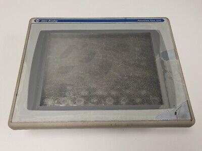 Allen Bradley Panelview Plus 1250 2711p-rdt12h W Logic Module 2711p-rp2