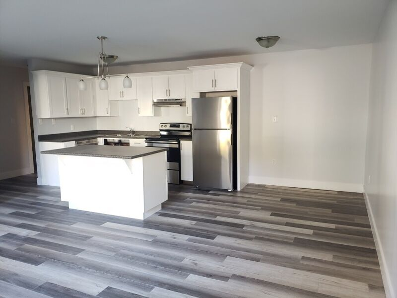 Two Bedroom +Den Downtown Apartment - Heated with Washer ...
