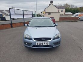 Ford Focus 1.6 LTR Manual