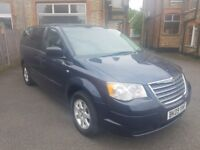 Chrysler Grand Voyager LX CRD AUTO 2.8 Diesel automatic FULL SERVICE HISTORY