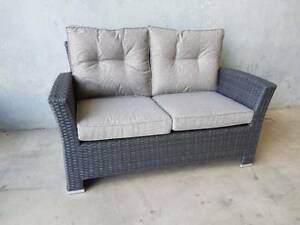 NEWPORT 2 SEATER IN CHARCOAL Loganholme Logan Area Preview