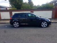 ***2008 Audi A3 Sportback S-Line Back Leathers