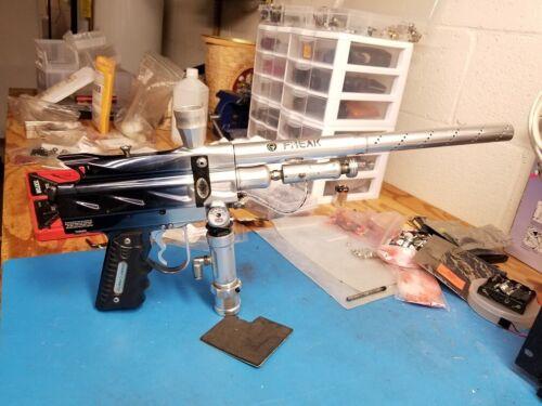Smart Parts Toxic Impulse Blue/Silver Fade - Jackhammer LPR, NDZ Internals