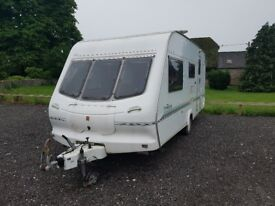 Three berth touring caravan - Eldis XL Typhoon