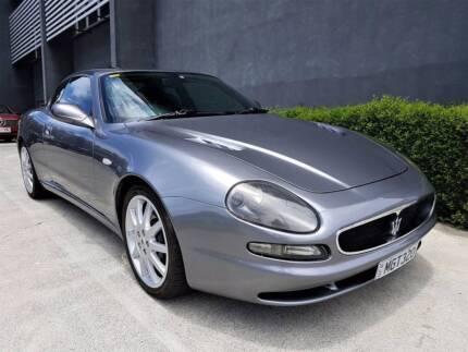 2000 Maserati 3200 GT Coupe Auto Rego RWC Southport Gold Coast City Preview