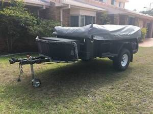 Camper Trailer - Camel Discovery Off Road McDowall Brisbane North West Preview